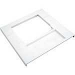 Waterway Front Plate 50 Sq Ft (White)