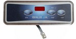 Balboa Water Group LED Lite Duplex Digital Topside Control 54105