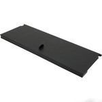 Waterway Front Access Filter Weir Door 100 Sq. Ft (Black)