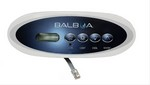 Balboa Water Group 4 Button VL200 LCD Mini Oval 55123