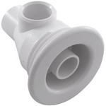 Jacuzzi BMH Jet Body Less Nut White