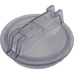Sta-Rite Dura and Maxi Glas Trap Cover (Clear)