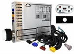 UNITED SPAS CONTROL BOX SYSTEM 120/240 VOLTS CBT7