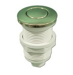 Hydrabaths Air Button Polish Brass