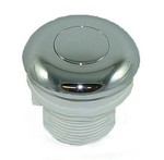 Hydrabaths Air Button Chrome HSA-117