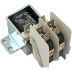 Potter & Brumfield DPDT S86R11 Relay 120 Volt Coil