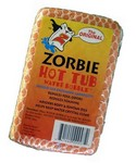 Zorbie Scum Soaking Brick eliminates Scum Line
