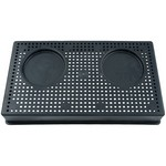 Waterway Front Access Filter Basket 100 Sq. Ft Black