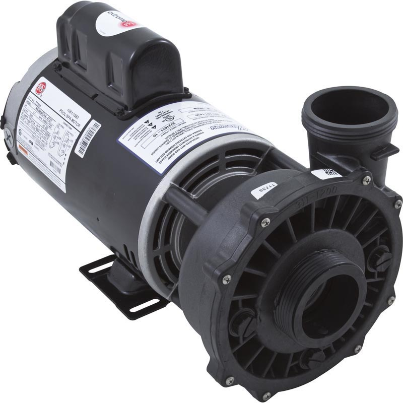 Waterway Executive 56 Frame Pump 4 0 Hp 230 Volts 2 Speed 2 X 2 3721621 1d