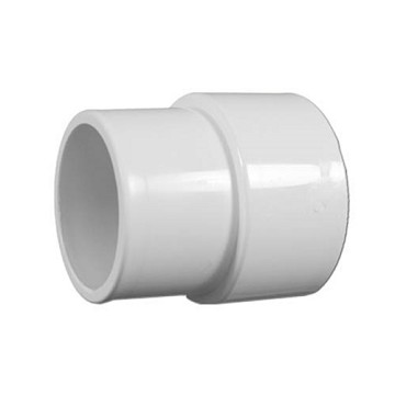 "0301-20 Magic Plastic Pipe Extender 2"" Slip x 2"" Spig"