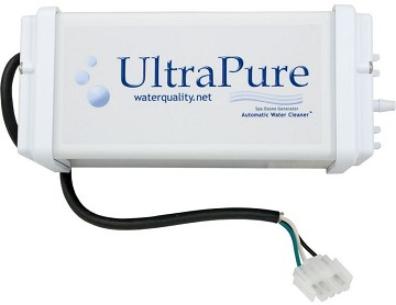 UltraPure UPS350 120V Ultra Violet Light Ozonator 4-Pin Amp