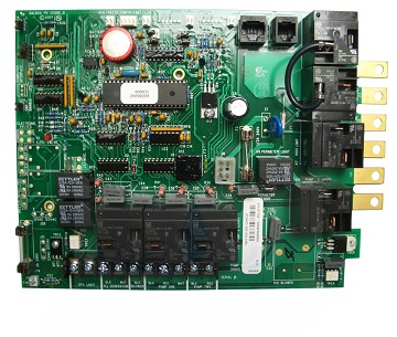 Coleman Spa Circuit Board 51764