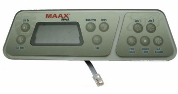 Coleman/Maax Topside Control 605 Series 101-174_103-309