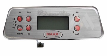 Maax Spas Performance Series Topside Control 103-741_107-734
