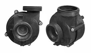 Cal spa balboa water group forward dually wet end 1215143 for Cal spa dually pump motor