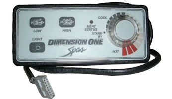 Dimension One Analog Ribbon Topside Control 1560-72