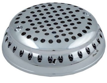 Hydrabaths Suction Cover (Short Mounting Legs) (Chrome) 203617