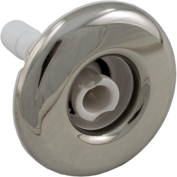 (White) Waterway Mini Storm Jet Stainless Steel Roto 212-7930S