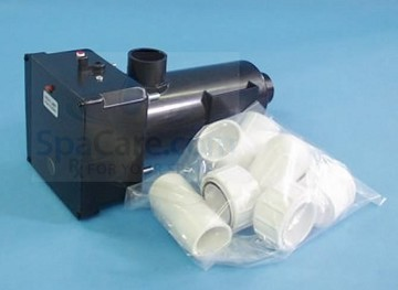 Brett Aqualine Heater Assembly with Pressure Switch and High Limit