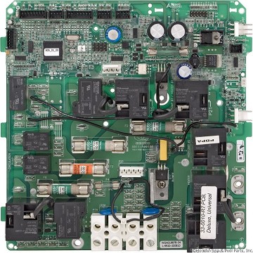 Hydro-Quip Replacement Circuit Board 33-0010-R6, 33-0010-R7, 33-0010-R8