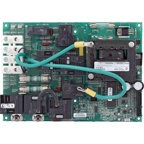 Hydro Quip ECO-3 Replacement Circuit Board 33-0024B-R4