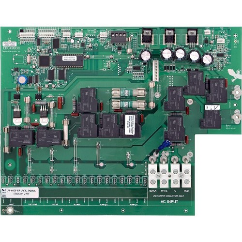 Hydro-Quip Ultimate Plus Series Circuit Board