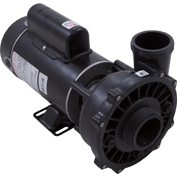 "Executive 48 Frame Waterway Pump 1.5 HP 230 volts 2 speed  2""  intake, 2"" discharge 3420620-1A"