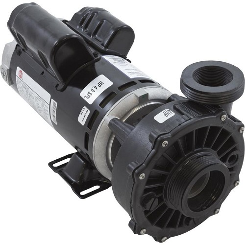 2 SPEED – Hi Flo 48 Frame Waterway Pump 4.0 HP 240 volts 2