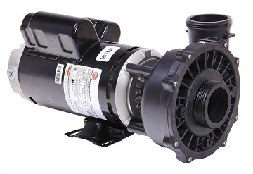 "Executive Waterway 48 Frame Pump 4.5 HP 230 volts 2 speed 2"" intake, 2"" discharge 3421821-1A"