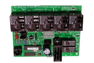 3-60-0120 Sundance® Circuit Board Revision 5.31