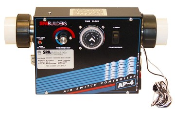 Spa Builders AP-4 Control System 3-70-0339