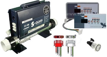 Gecko SSPA Control Box Bundle With TSC-19 Topside Control 3-73-1500