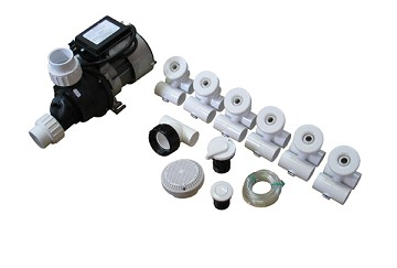 Bathtub Plumbing Assembly Kit