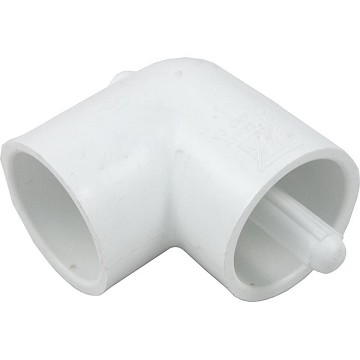 "90 Degree Slip 1-1/2"" x Slip 1-1/2"" With One Thermowell 400-5580"
