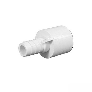 "425-0210 Waterway PVC Barbed Adapter 1/2""Spig x 3/8"" Barb"