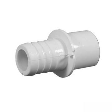 "425-1030 Waterway PVC Barbed Adapter 3/4"" Spig x 3/4"" Barb"