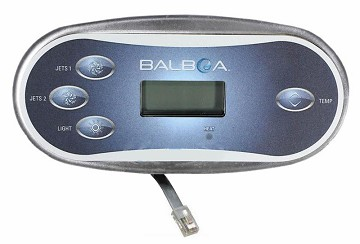 Balboa Water Group 4 Button VL406T Topside Control 55570