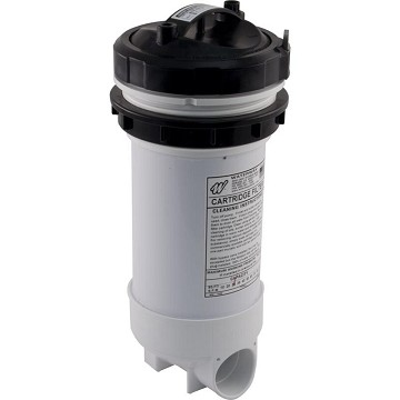 "Waterway Top Load 25 Sq. Ft Filter With Bypass Valve 18"" Tall 2"" Socket"