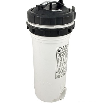 "Waterway Top Load 50 Sq. Ft Filter With Bypass Valve & Flow Restriction Tube 18"" Tall 2"" Socket"