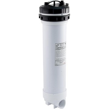 "Waterway Top Load 100 Sq. Ft Filter With Bypass Valve 28-14"" Tall 2"" Socket"