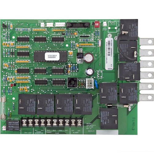 Balboa Water Group Circuit Board Standard Digital Ribbon Style 50804