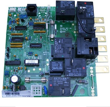 H716 Jacuzzi Spa Circuit Board 50920