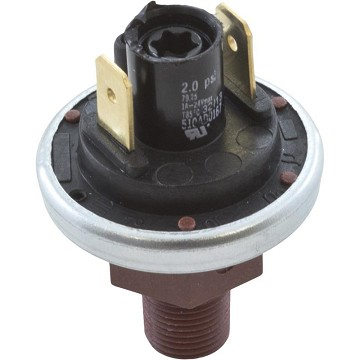 Gecko Dtec-1 Pressure Switch 2.0 PSI 510AD0167