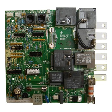 H276 Jacuzzi Spa Circuit Board 51429