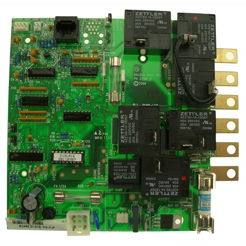 Dimension One Circuit Board 51491