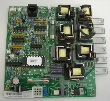 Streamline Spas Circuit Board 51680