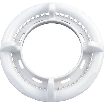 Waterway Dyna-Flo Top Mount Skim Filter Trim Ring High Volume White