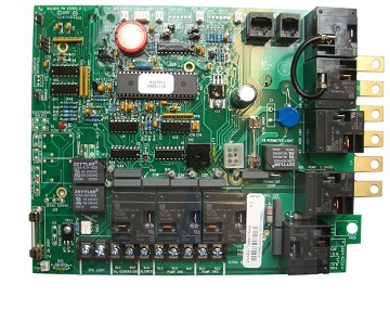 R327/R641 Jacuzzi Spa Circuit Board 52211