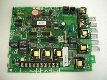 Master Spa Circuit Board 52334