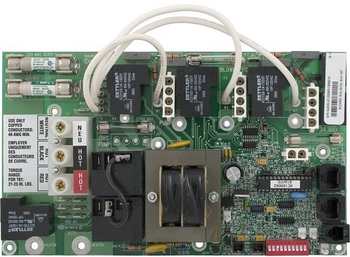Balboa Spa Circuit Board 52532